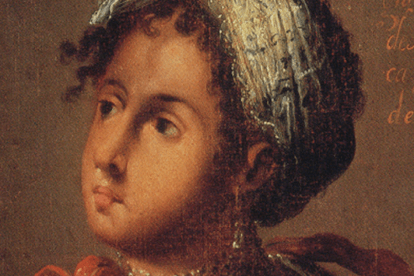 Casta Painting Detail