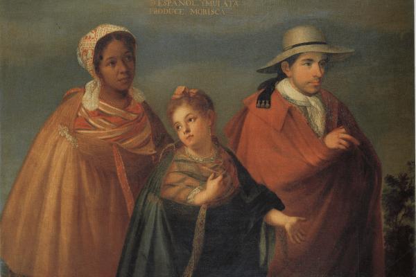 Casta Painting