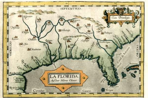 Ortelius Maps
