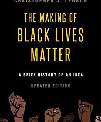 Cover of Making of Black Lives Matter