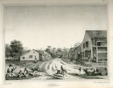 An Image of early Tallahassee